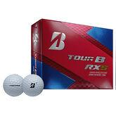 Bridgestone Tour B RXS Golf Balls - Personalized