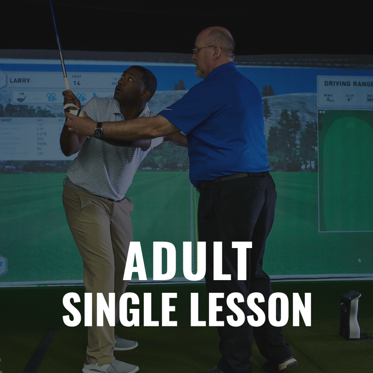 Adult Single Lesson Gift Certificate