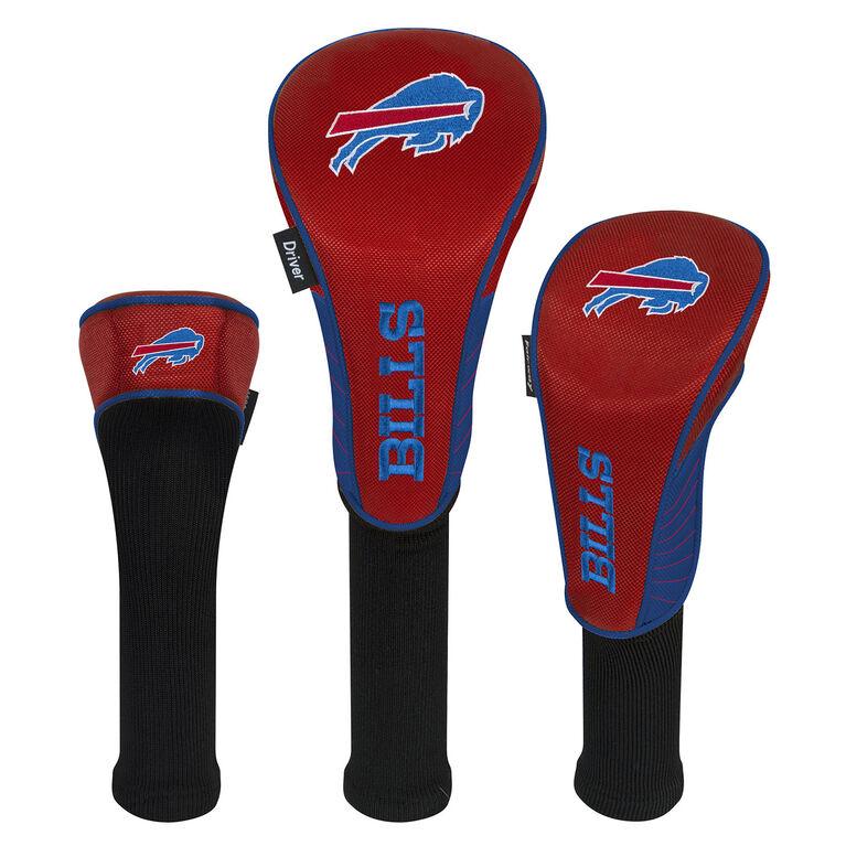 Team Effort Buffalo Bills Set of 3 Headcovers