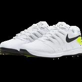 Alternate View 6 of Air Zoom Vapor X Men's Tennis Shoes - White/Yellow