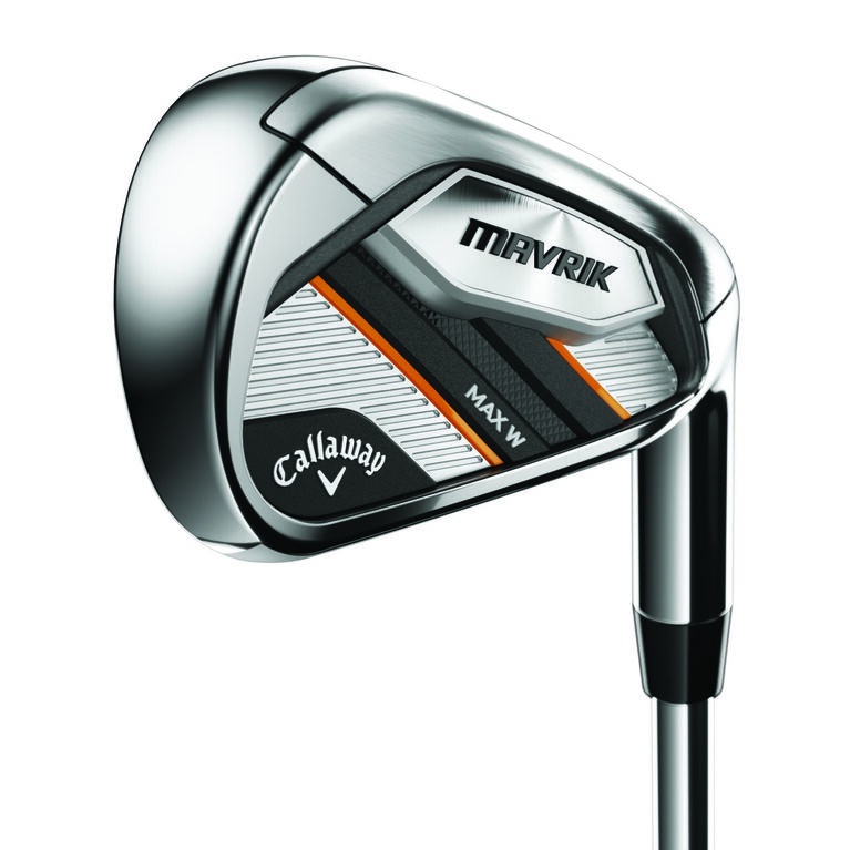 MAVRIK Max-W Iron Set w/ Graphite Shafts