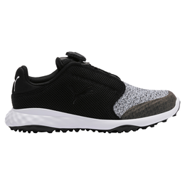 Grip Fusion Sport Jr DISC Golf Shoe - Black