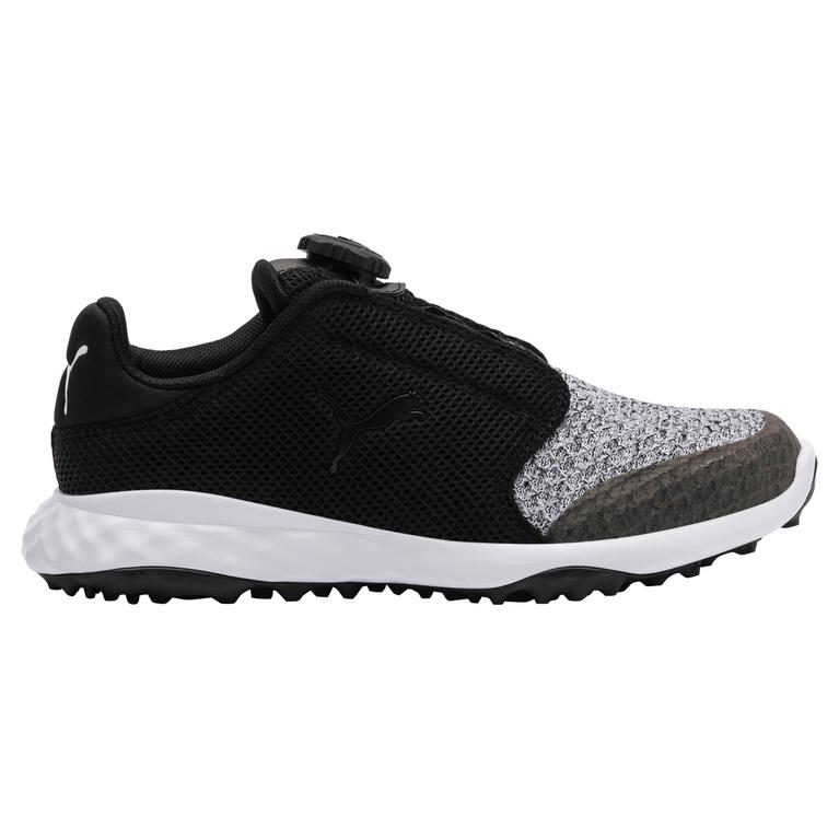 Grip Fusion Sport Jr DISC Golf Shoe - Black