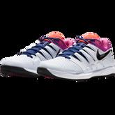 Air Zoom Vapor X Men's Tennis Shoe - Blue/White