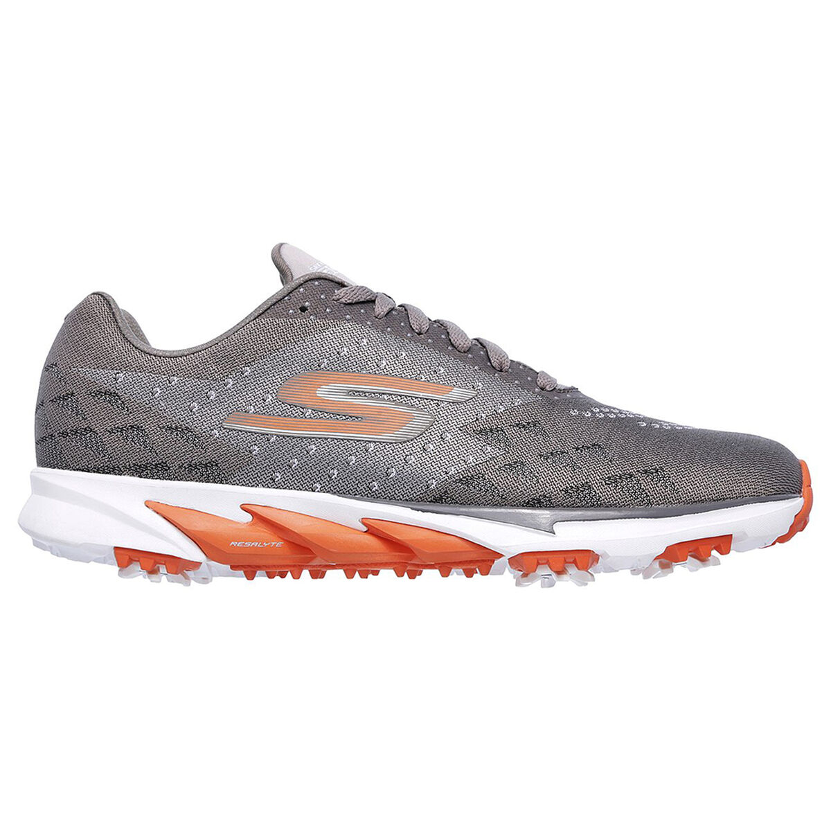 06c34bbcf3d2 Skechers GO GOLF Blade 2 Men s Golf Shoe - Charcoal Orange