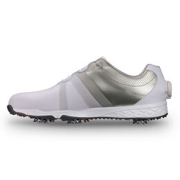 FootJoy Energize BOA Men's Golf Shoe - White/Silver