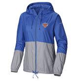NY Knicks Women's Windbreaker