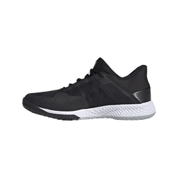 Adizero Club Men's Tennis Shoe - Black/White