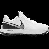 React Infinity Pro Men's Golf Shoe - White/Black