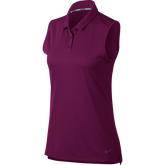 Sleeveless Victory Solid Polo