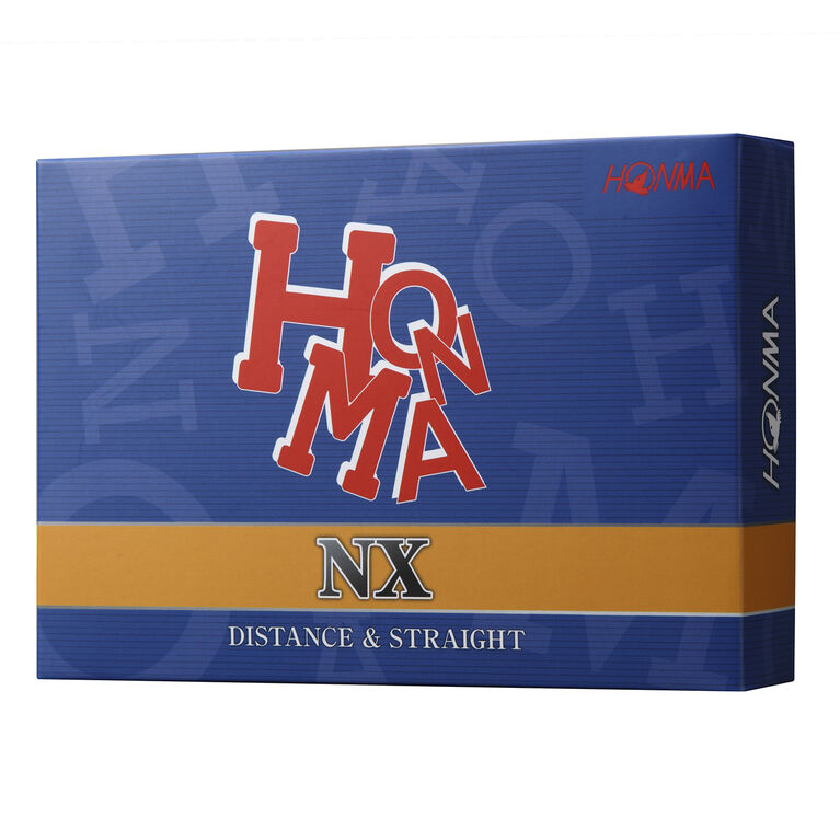 Honma NX Orange Golf Balls