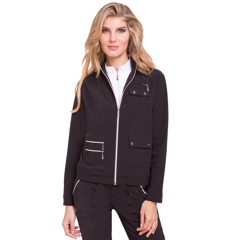 Long Sleeve Airwear Jacket