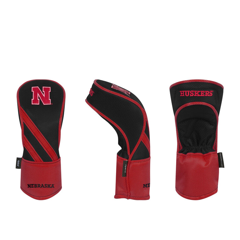 Team Effort Nebraska Cornhuskers Hybrid Headcover