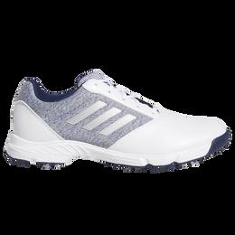 Tech Response Women's Golf Shoe - White/Blue