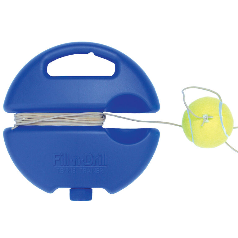 TOURNA Fill And Drill Tennis Trainer