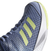 adidas adizero Club Women's Tennis Shoe - Blue