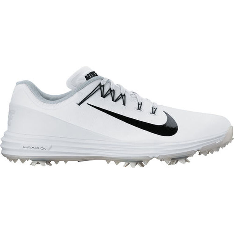 Nike Lunar Command 2 Women S Golf Shoe White Black Pga Tour Superstore