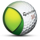 Alternate View 3 of TaylorMade Project (a) Golf Balls - Personalized