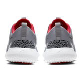 Alternate View 4 of Roshe G Men's Golf Shoe - Grey/Red (Previous Season Style)