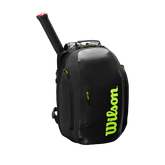 Alternate View 1 of Super Tour Backpack - Black/Green