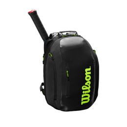 Super Tour Backpack - Black/Green