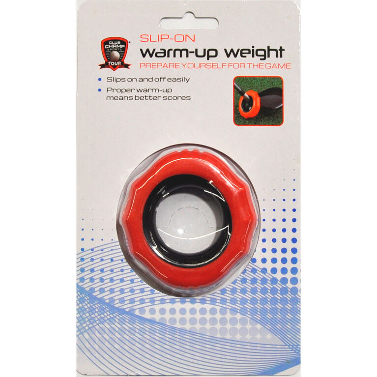 Warm Up Swing Weight