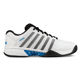 Hypercourt Express Men's Tennis Shoe - White/Blue