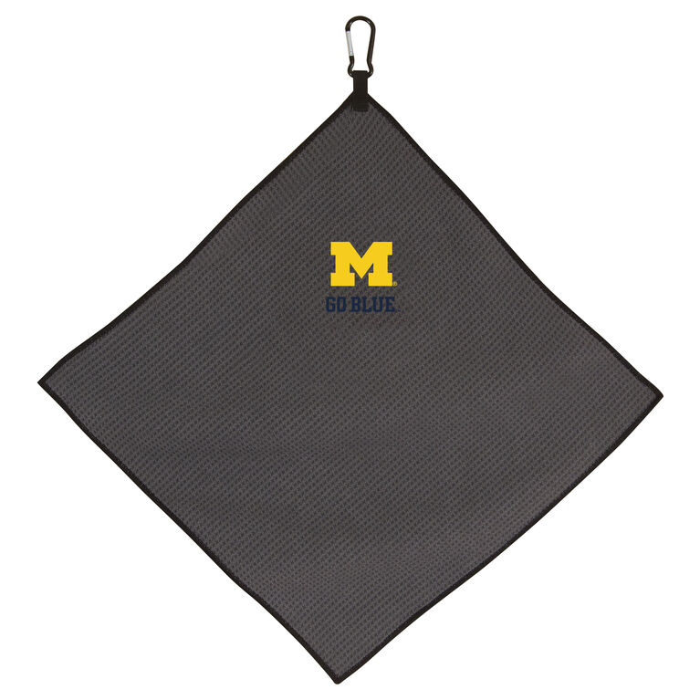 Team Effort Michigan 15x15 Towel