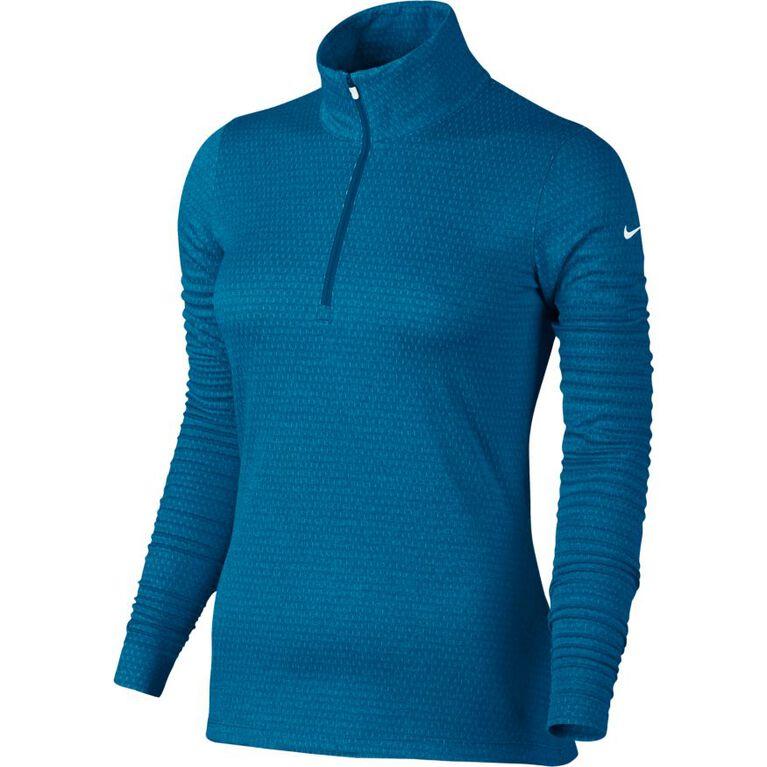 Nike Women's 1/4 Zip Dry Golf Top