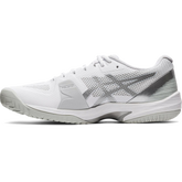 Alternate View 1 of Court Speed FF Men's Tennis Shoe - White/Silver