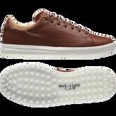 Alternate View 3 of Adipure SP 2 Men's Golf Shoe - Brown/White