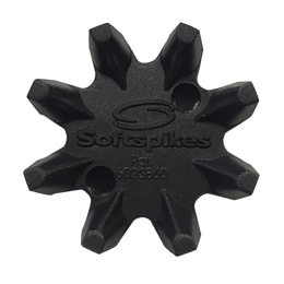 Black Widow Golf Cleats (Pins) - Black