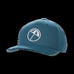 AP Circle Umbrella Snapback Cap