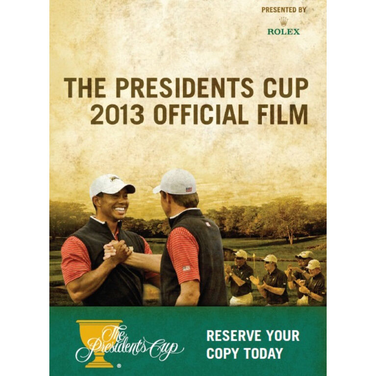 2013 Presidents Cup Official Film