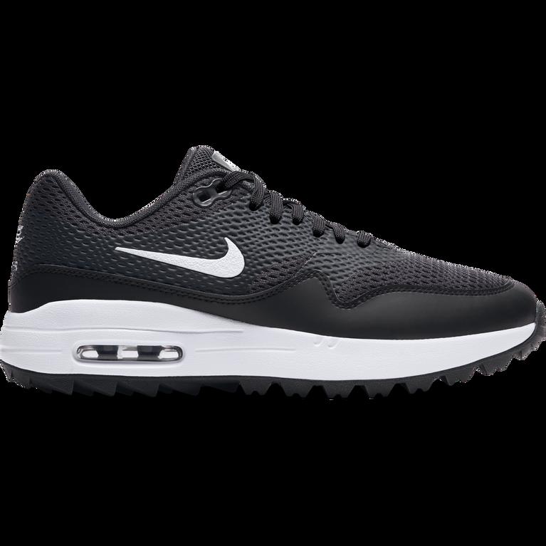 Air Max 1 G Women's Golf Shoe - Black/White