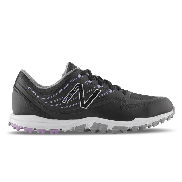 Minimus 1005 Women's Golf Shoe - Black/Purple
