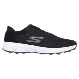 Skechers GO GOLF Fairway Lead Men's Golf Shoe - Black/White