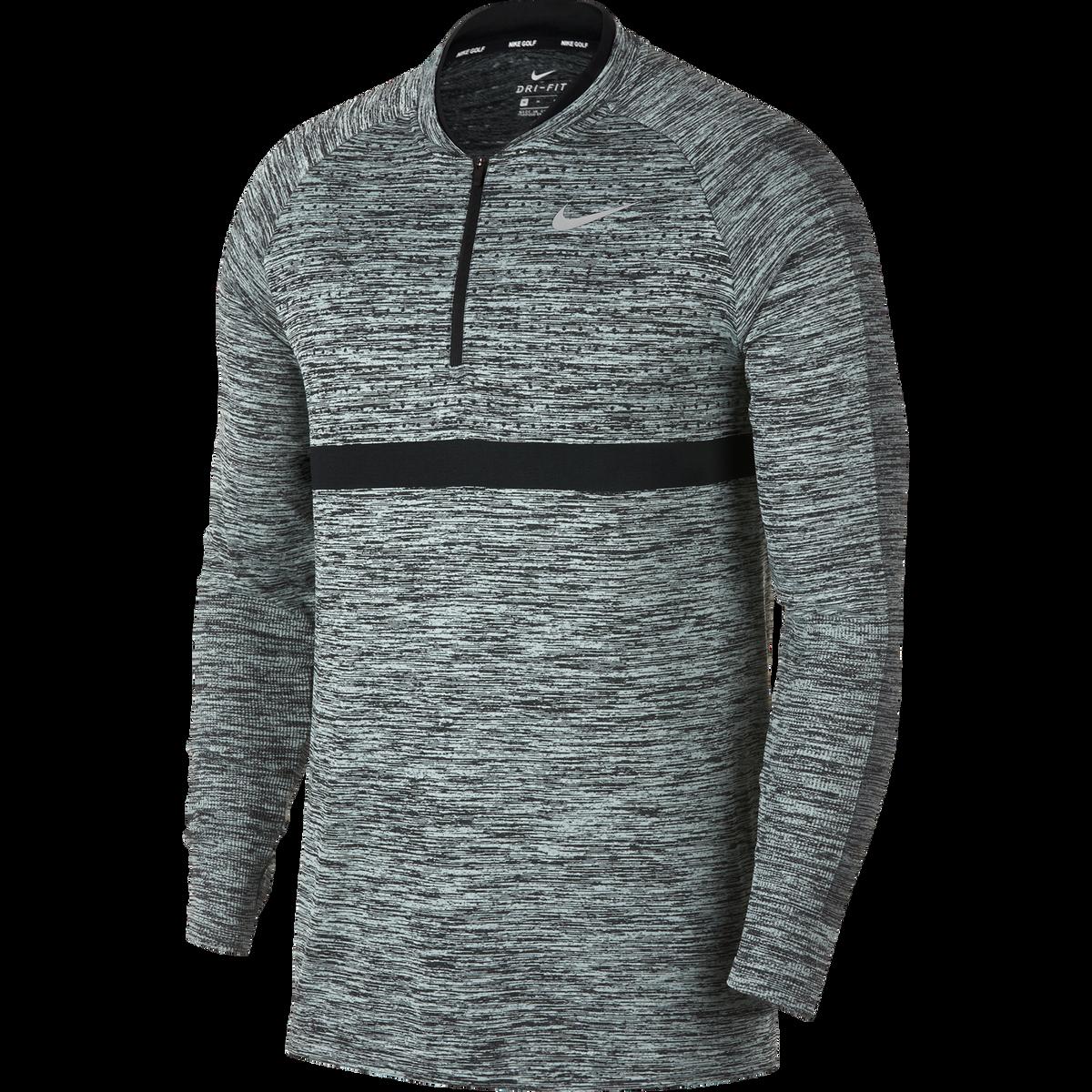 2cbd9a486fbe Nike Dri-Fit Half Zip Golf Top
