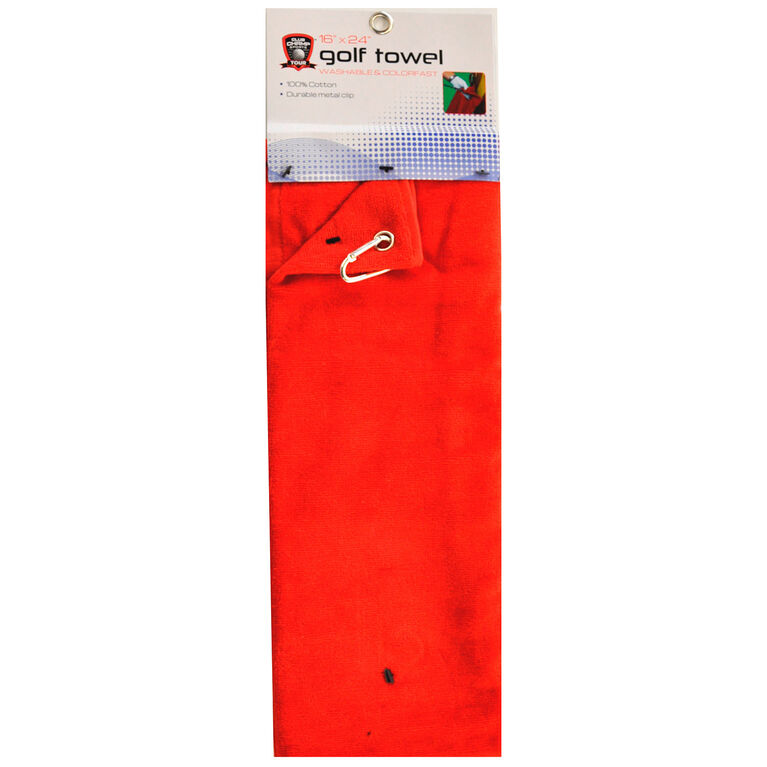 "Golf Towel 16""x24"""