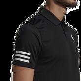 Alternate View 3 of Club 3-Stripe Men's Tennis Polo Shirt