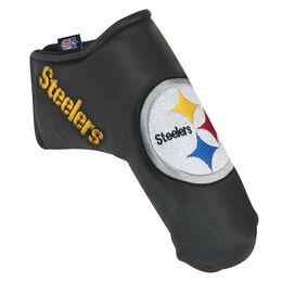 Team Effort Pittsburgh Steelers Black Blade Putter Cover