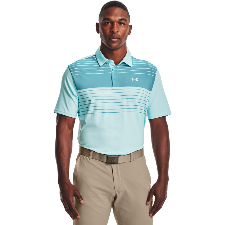 Playoff Chest Stripe Polo 2.0