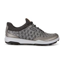 ECCO BIOM Hybrid 3 GTX Men's Golf Shoe - Black/Silver
