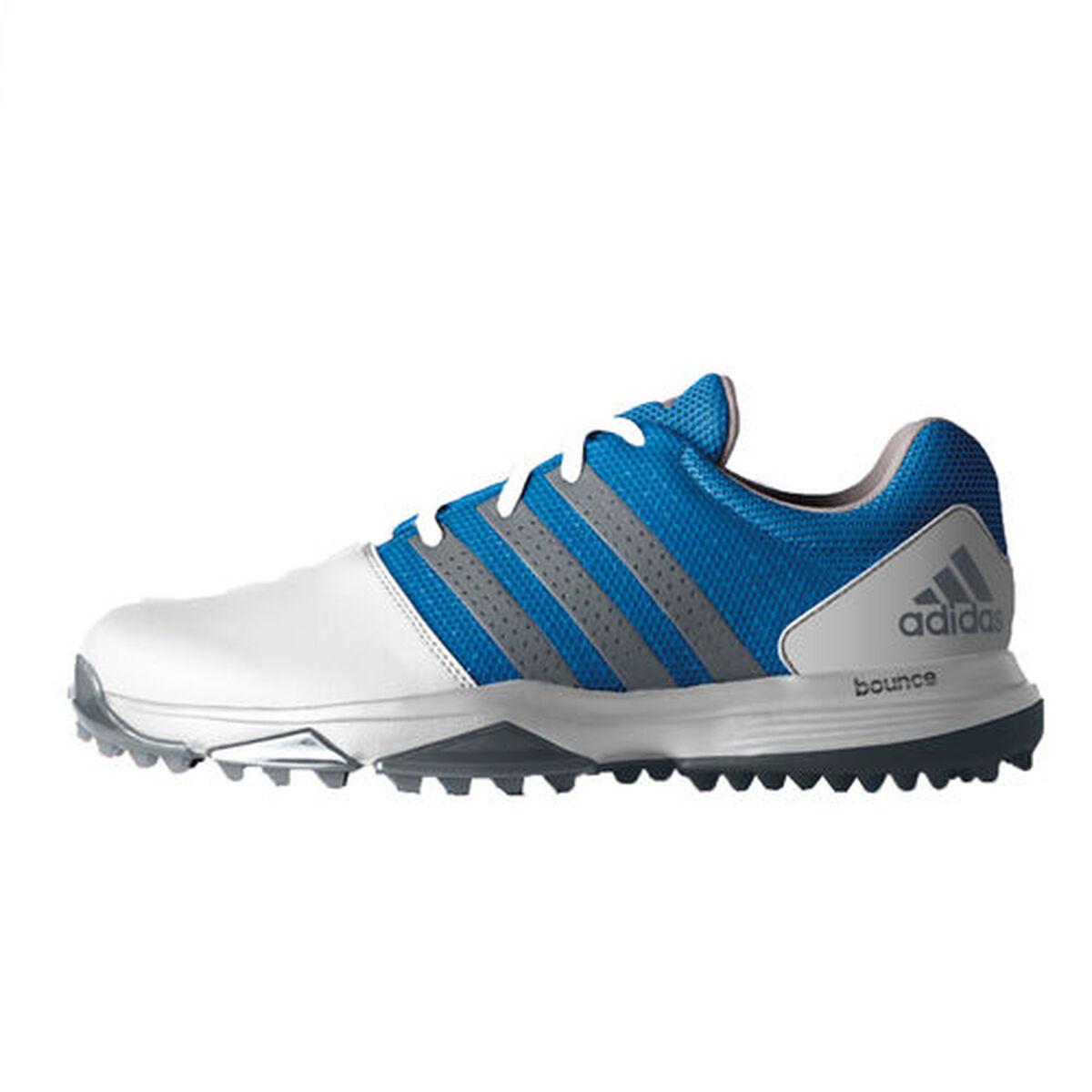 92119940a08c7c Images. adidas 360 Traxion Men  39 s Golf Shoe - White Blue