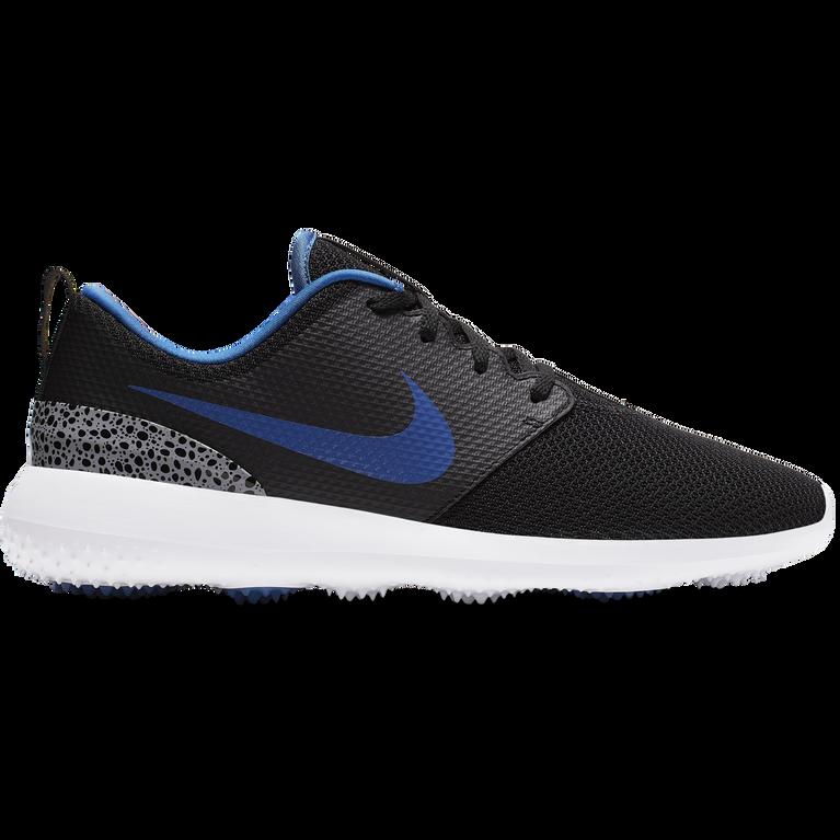 Roshe G Men's Golf Shoe - Black/Blue