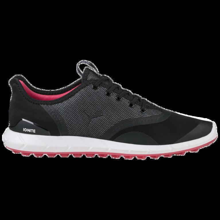 PUMA IGNITE Statement Low Women's Golf Shoe - Black/White