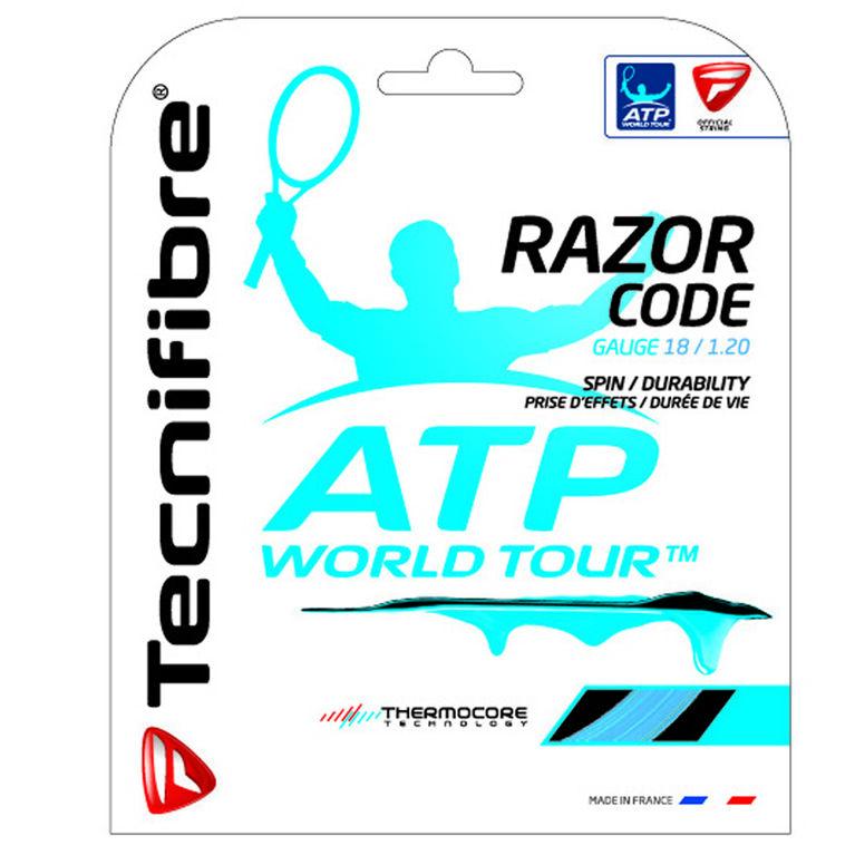 Tecnifibre ATP Razor Code 18 Gauge String Set - Blue