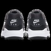 Alternate View 5 of Air Max 1 G Women's Golf Shoe - Black/White