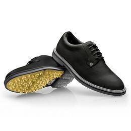 G/FORE Gallivanter Men's Golf Shoe - Black/Charcoal