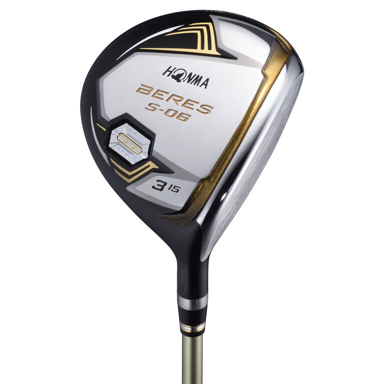 Honma S-06 2-Star Fairway Wood